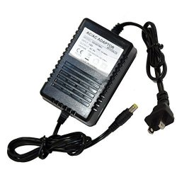 Myvolts 9V Power Supply Adaptor Compatible With Digitech RP155 Effects Processor - Us Plug
