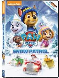Paw Patrol: Snow Patrol DVD