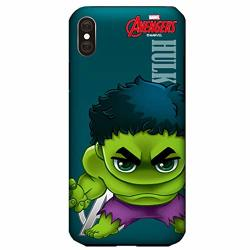 Sd Cutie Card Slide Case With Avengers Character For Samsung Galaxy S7 Edge Hulk