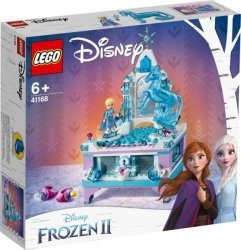 Lego Disney Princess Elsa's Jewelry Box Creation 41168