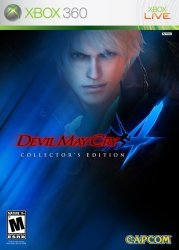 Capcom Devil May Cry 4 Collector's Edition -xbox 360