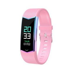 Bakeey Color Display 24-HOUR Continuous Heart Rate Blood Pressure Whatsapp Reminder Long