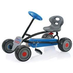Hauck Lil'turbo Pedal Go Kart Blue