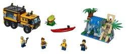 LEGO CITY - Jungle Mobile Lab