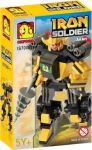 Oxford Building Blocks - Iron Soldier Army