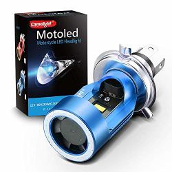 LSAILON 4Pcs H11+9005 LED Headlight Bulbs 18000Lm 6000K 2 Sides Fog High Low Beam Lights 360 Degree