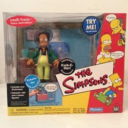 The Simpsons Interactive Kwik-e-mart Exlusive Apu