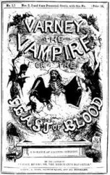 Varney The Vampyre: Or The Feast Of Blood Part 1 Paperback New Edition