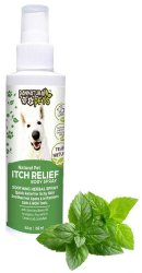 Pannatural Pets Itch Relief Spray