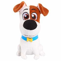 The Secret Life Of Pets 2 - Max The Terrier Mix - Stuffed Toy 8 Inch ...