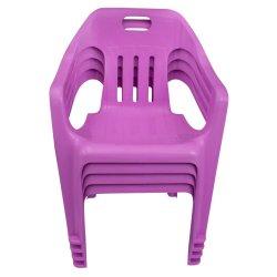 Big Jim - Kids Arm Chair 4S Pink