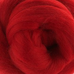 Big Sky Fiber Arts Extra Fine Merino Roving One Ounce Assorted Yellow Orange And Red Colors For Felting Passion