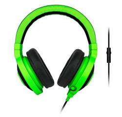 Kraken Razer Pro Analog Gaming Headset For PC Xbox One And Playstation 4 Green