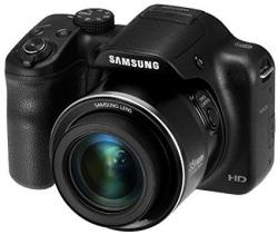 Samsung WB1100F 16 2MP Ccd Smart Wifi & Nfc Digital Camera With 35X Optical  Zoom 3 0