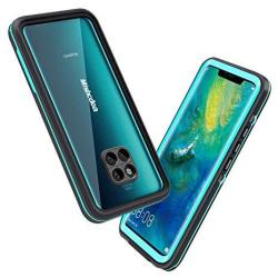 Mishcdea Waterproof Case For Huawei Mate 20 Pro Shockproof Snowproof Dirtproof Full Body Protective Case Only For Huawei Mate 20