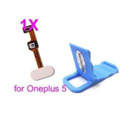 Gen Phonsun Home Button fingerprint Flex Cable For Oneplus 5 A5000 White