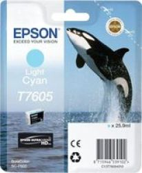 Epson T7605 - Light Cyan