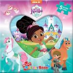 Nickelodeon Nella The Princess Knight: My First Puzzle Book