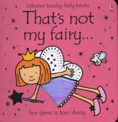 That's Not My Fairy Board Book