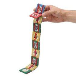 JACOBS Ladder Plastic Fidget Visual Stimulation Stress Sensory Toy For Kids Children Classic Gift