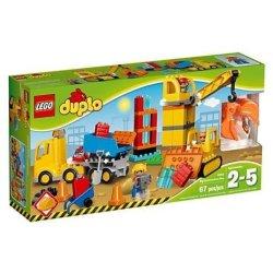 Lego Duplo Big Construction Site