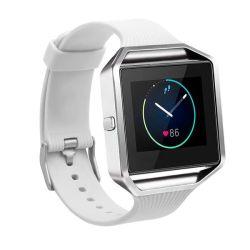Killerdeals Silicone Strap For Fitbit Blaze S m l - White