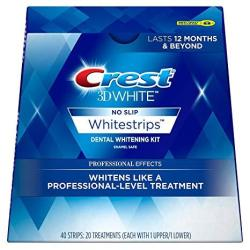 Crest 3D White Whitestrips Professional Effects 40 Count