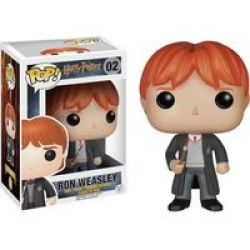 Pop Harry Potter: Ron Weasley Vinyl Figurine