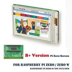 Iuniker Raspberry Pi Zero W Screen 2 8-INCH 60+ Fps 640X480 High Resolution  Raspberry Pi Zero Touchscreen HD Raspberry Pi Screen | R979 00 |