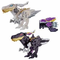 Bandai Kishiryu Sentai Ryusoulger Kishiryu Series 08 09 Dx Shine Raptor & Shadow Raptor Set
