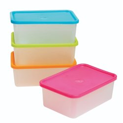 1L Plastic Lunch Box