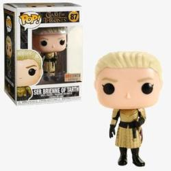 Funko Pop Game Of Thrones - Ser Brienne Of Tarth 87 Exclusive