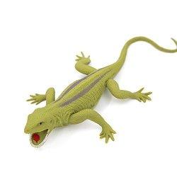 ValeforToy Lizards Toys Rubber Lizard Figures Realistic 9-INCH Toy Gecko