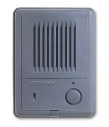 Commax 1 Button Gate Station