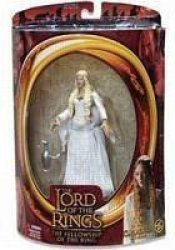 Toy Biz Lord Of The Rings Fellowship Of The Ring Galadriel Lady Of Light Action Figure 1