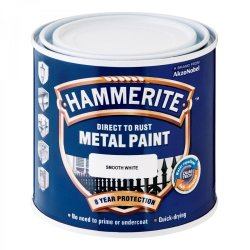 HAMMERITE 500ML Smooth Black