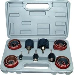 Tork Craft Drum Sander Kit 15-50mm In Plastic Case