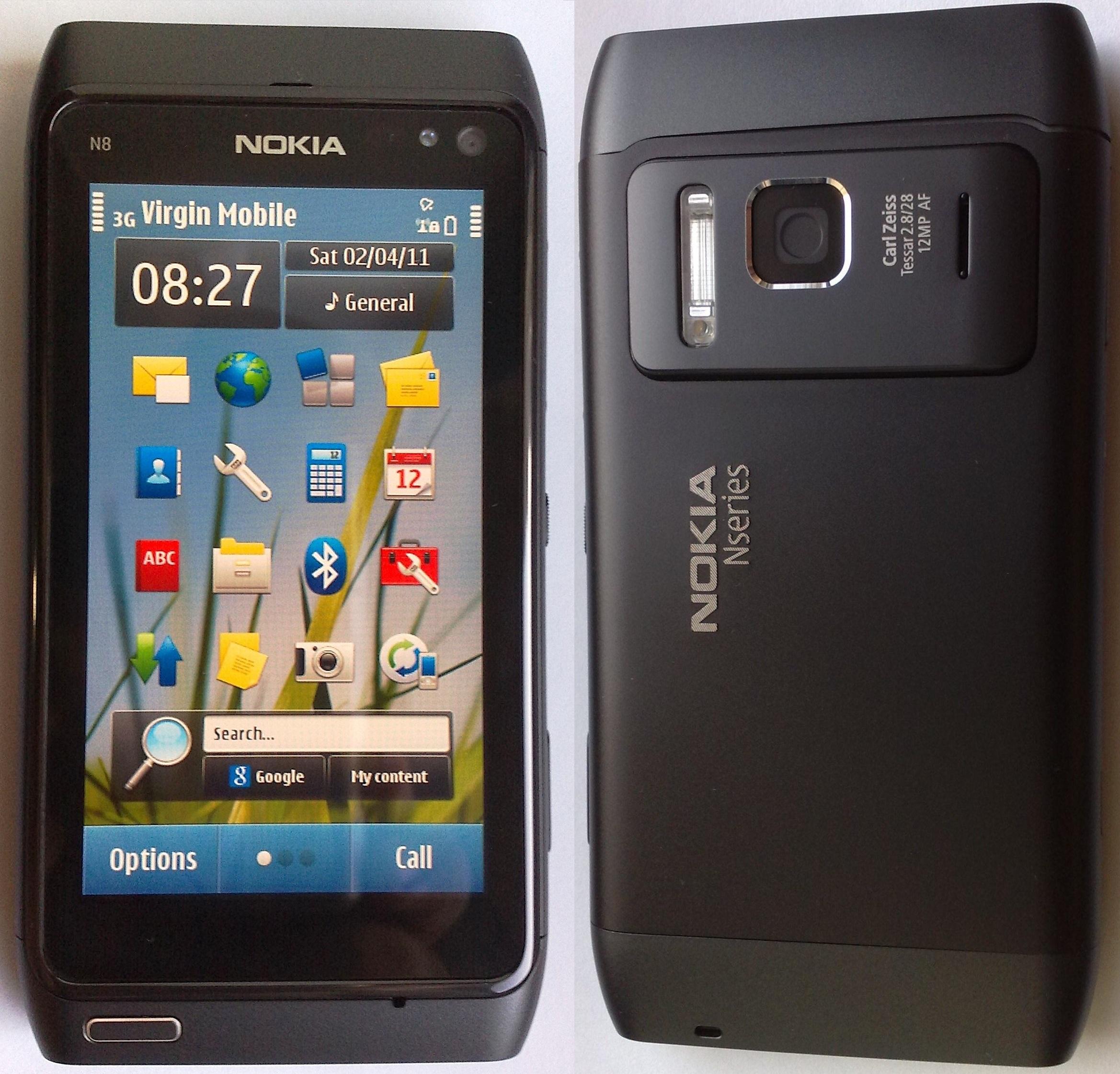 Nokia N8 16GB | R3199.00 | Cellular Phones | PriceCheck SA
