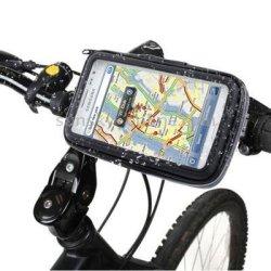 Bike Mount & Waterproof Touch Case