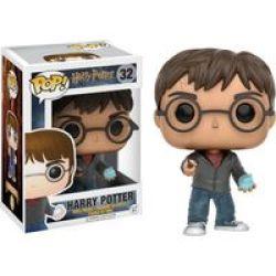 Funko Pop Harry Potter: Harry Potter With Prophecy Vinyl Figurine