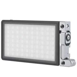 Acouto LED Video Light 12W 2500-8500K LED Full Color Camera Camcorder Video Light 9 Lighting Effects