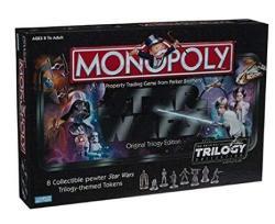 Monopoly - Star Wars Original Trilogy Edition