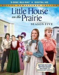 Little House On The Prairie:season 5 - Region A Import Blu-ray Disc