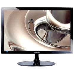 "Samsung 24"" Curved Monitor LS24D300HLR XA"