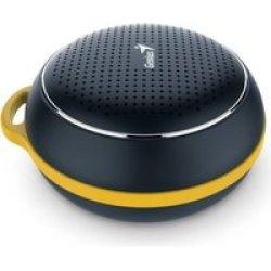 Genius SP-906BT R2 Plus Portable Bluetooth in Black
