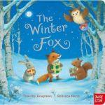 The Winter Fox Board Book