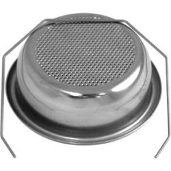 La Marzocco 2-CUP Filter Basket With Portafilter Spring - 58 Mm D108