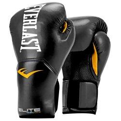 Everlast Elite V2 Boxing Glove 14OZ Black