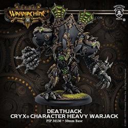 Privateer Press Deathjack: Cryx Character Heavy Warjack Resin metal Miniature Game Figure