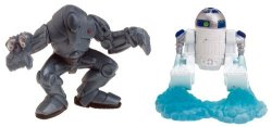 Hasbro Star Wars Episode 3 Junior Figure 2 Pack R2-D2 & Super Battle Droid